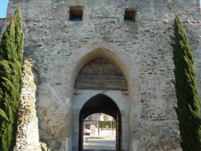 Castillos de Cuellar y Coca - Arte Mudéjar;clubes de senderismo excursiones en el dia club de monta